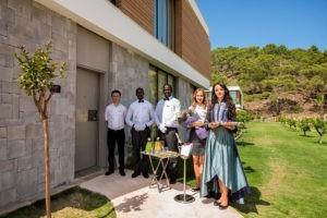 executive villa rixos premium tekirova
