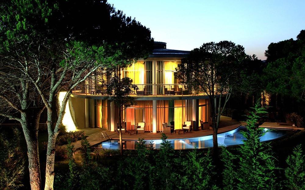 Single Villa Calista Luxury Resort Best Price for Booking