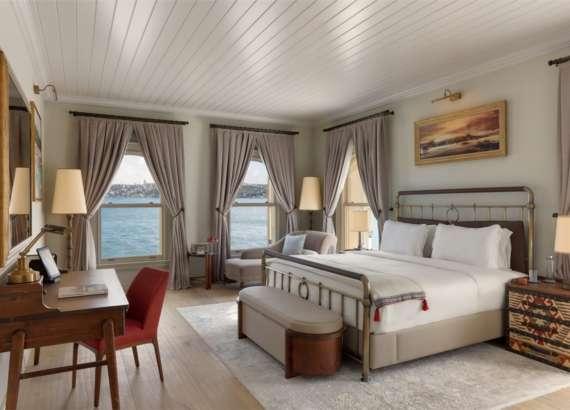 Bosphorus Deluxe Room Six Senses Kocatas Mansions Istanbul