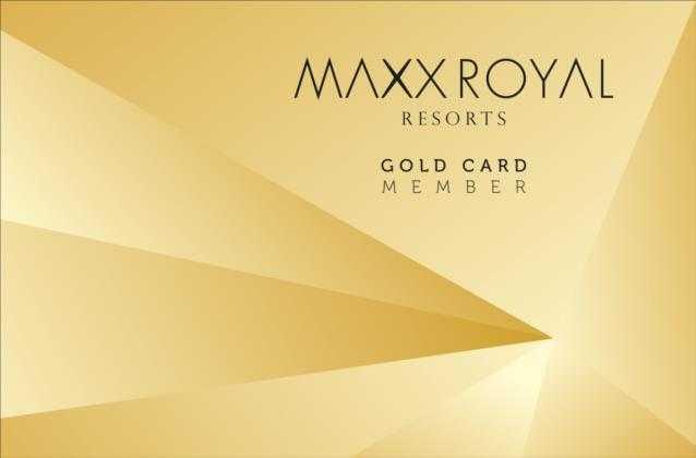 gold royalty card