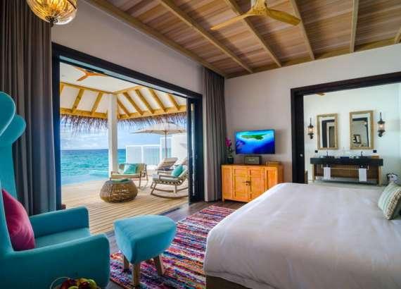 luxury resort finolhu maldives rooms ocean pool villa