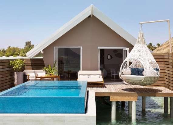 lux water villa