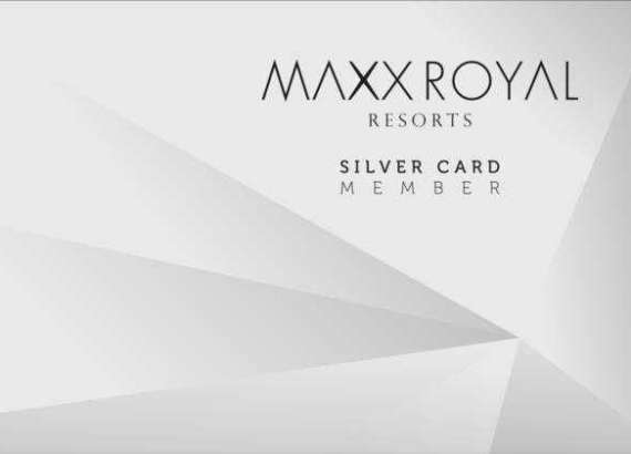 silver royalty card