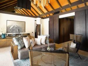 BEACH POOL HOUSE VELAA PRIVAT ISLAND