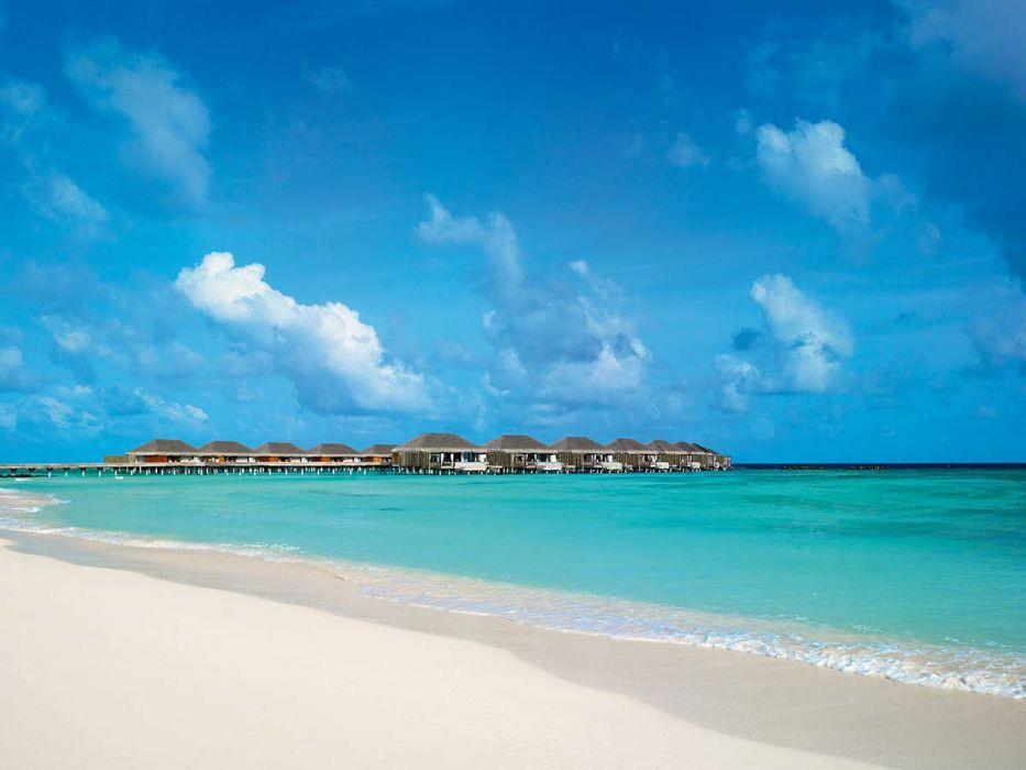 SUNRISE WATER POOL VILLA VELAA PRIVAT ISLAND
