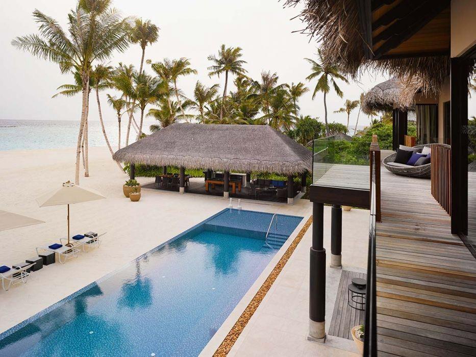 VELAA PRIVATE RESIDENCE FOUR BEDROOM VELAA PRIVAT ISLAND