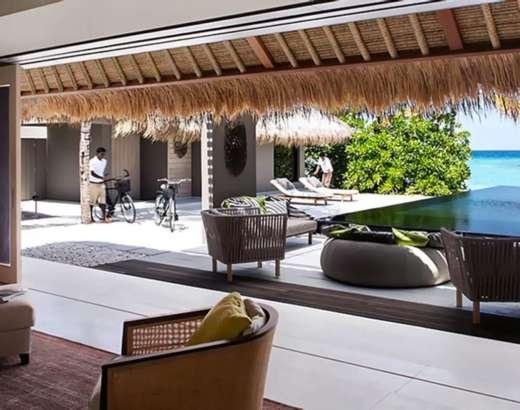 Island Villa 1 Bedroom Cheval Blanc Randheli Maldives