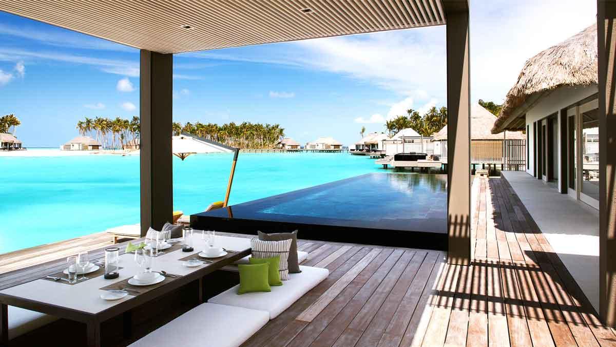 Water Villa 1 Bedroom Cheval Blanc Randheli Maldives