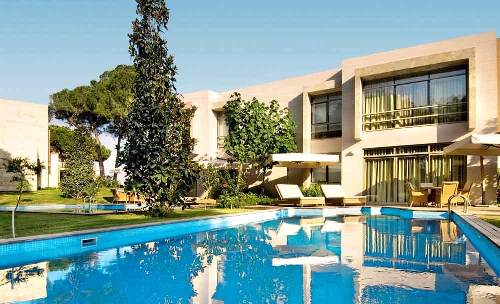 GLORIA SERENITY RESORT HOTEL DELUXE VILLA 3 BEDROOM