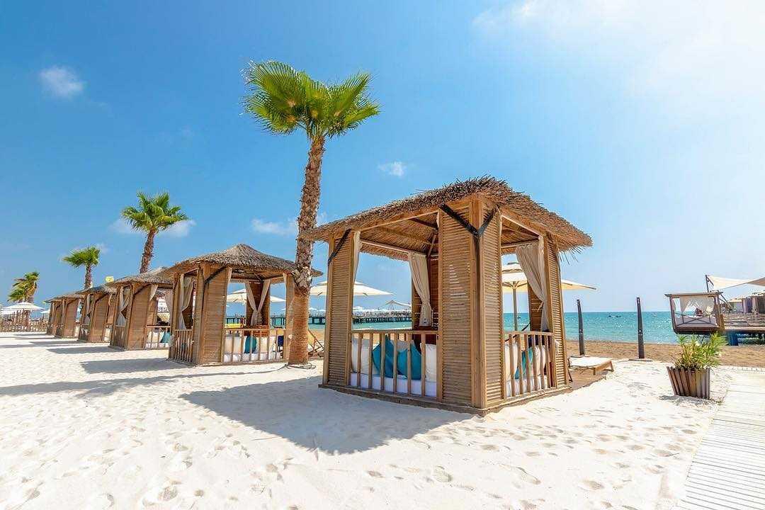 regnum carya best beach