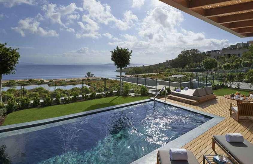 Suite Sea View With Private Pool Mandarin Oriental Bodrum