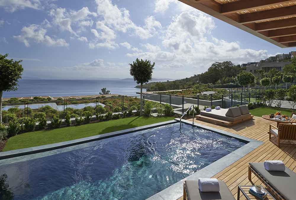 Suite Sea View With Private Pool Mandarin Oriental Bodrum