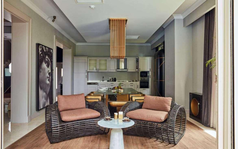 Maxx Royal Belek Albatros Villa 3 Bedrooms