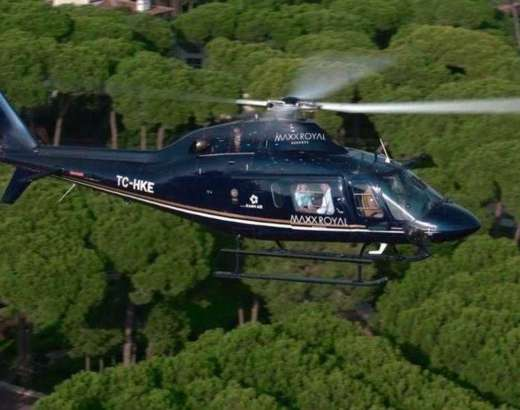 maxx royal helikopter