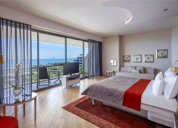 Maxx Royal Belek Suite Sea View 2