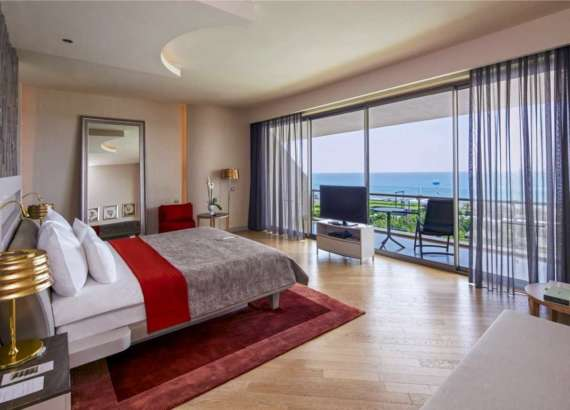 Maxx Royal Belek Suite Sea View