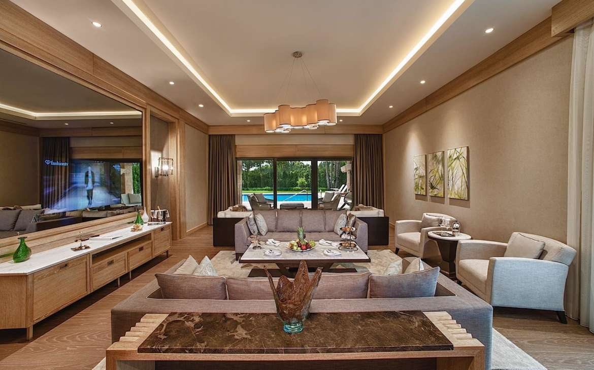 Carya_Golf_Villa-Living_Room