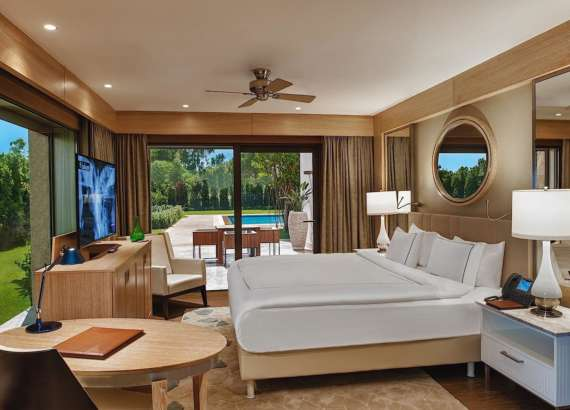 Carya_Golf_Villa-Master_Bedroom