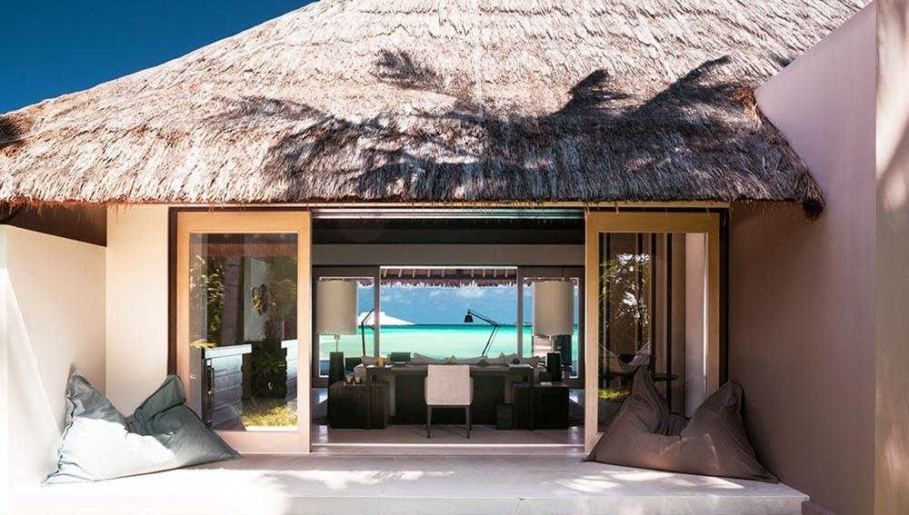 Cheval Blanc Randheli Garden Water Villa