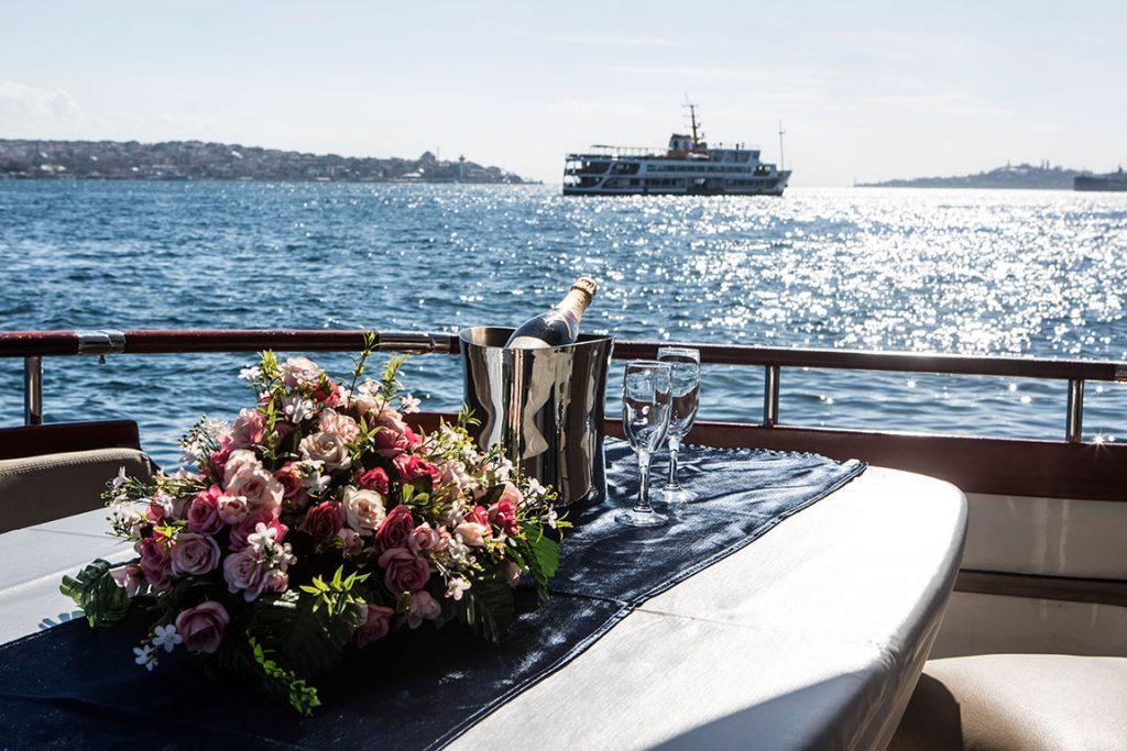 Bosphorus Private Yacht Tour 15