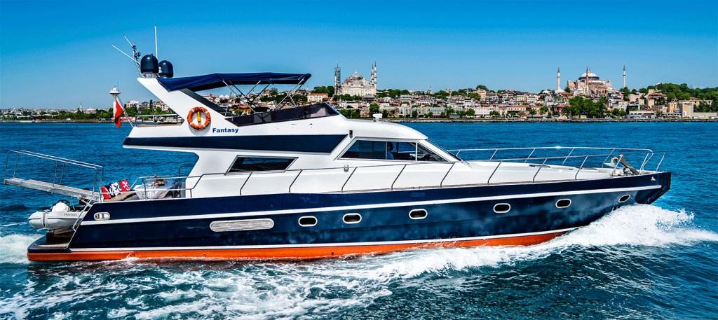 Bosphorus Private Yacht Tour 3