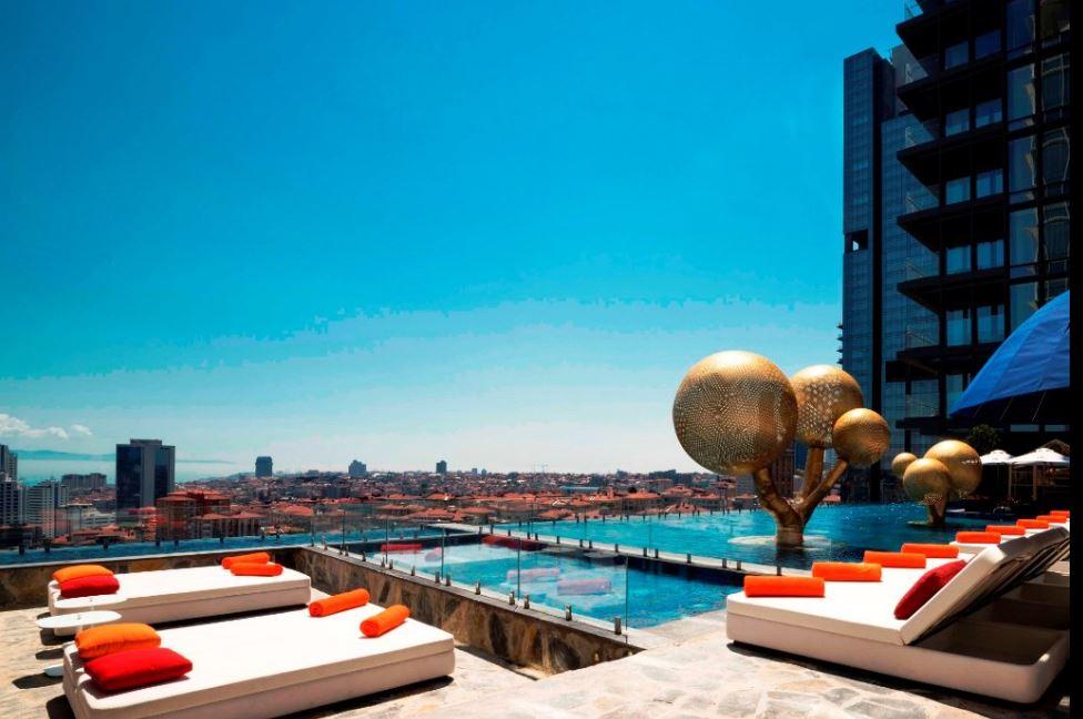 FAIRMONT QUASAR HOTEL ISTANBUL