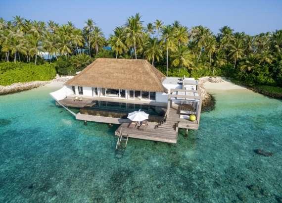 LAGOON GARDEN VILLA 2 BEDROOMS CHEVAL BLANC RANDHELI MALDIVES