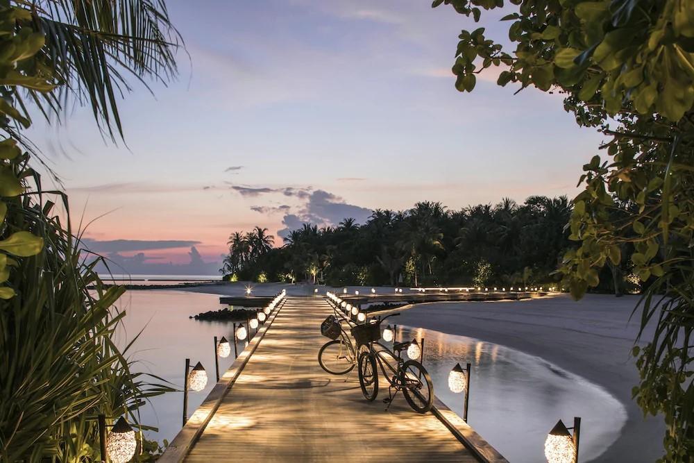 Lagoon Villa 2 Bedroom Cheval Blanc Randheli Maldive