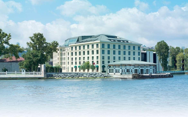 Shangri la The Bosphorus