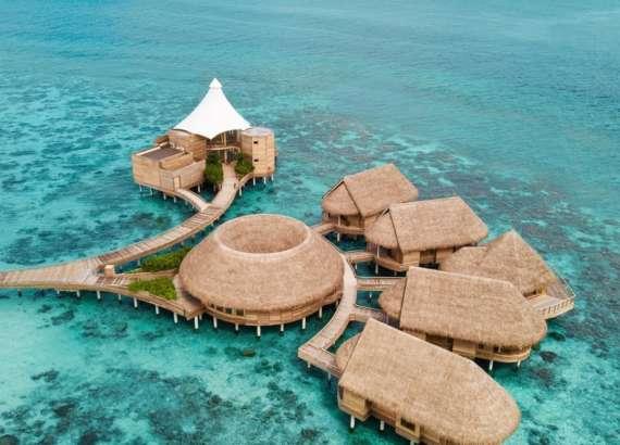 the nautilus maldives resort