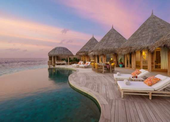 the nautilus retreat with private pool