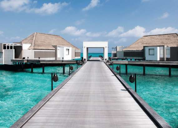 WATER VILLA 1 BEDROOM CHEVAL BLANC RANDHELI MALDIVES
