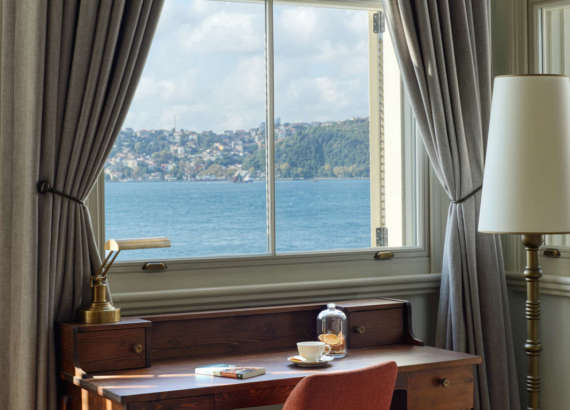 BOSPHORUS JUNIOR SUITE SIX SENSES KOCATAS MANSIONS