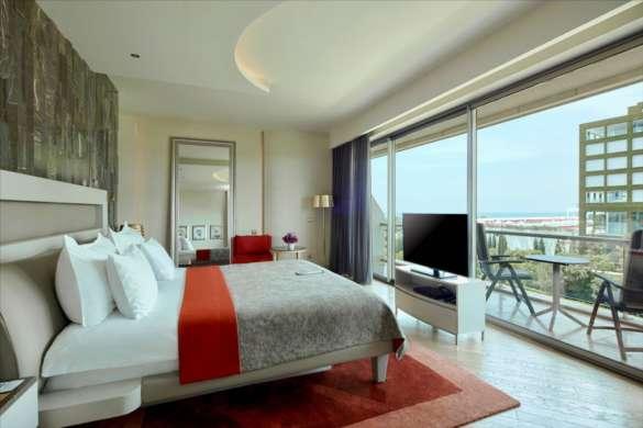 maxx royal belek family suite sea view
