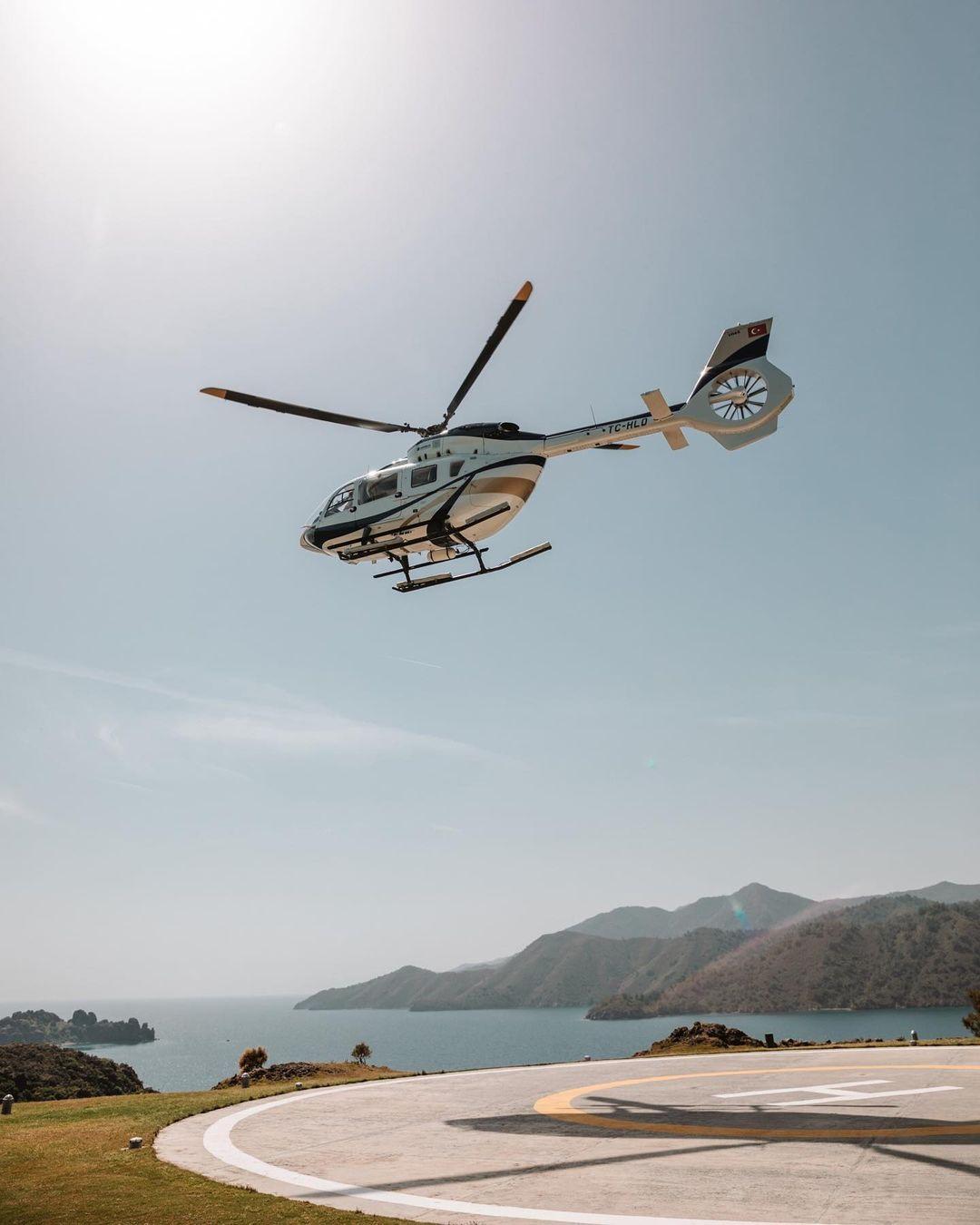 D Maris Bay Helikopter