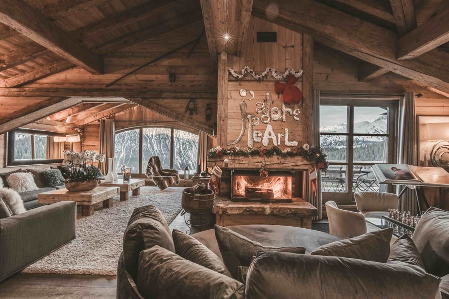 Chalet Pearl Courchevel 12