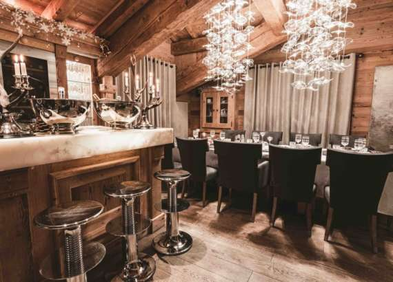 Chalet Pearl Courchevel 13