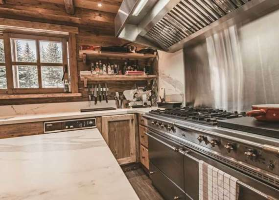 Chalet Pearl Courchevel