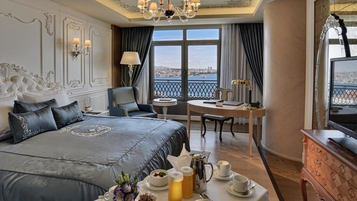 Cvk Park Bosphorus Executive Room 1