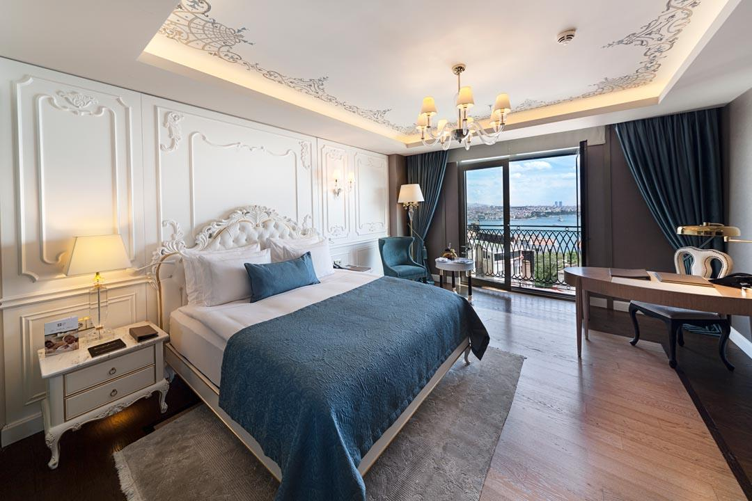 Cvk Park Bosphorus Superior Bosphorus View Room