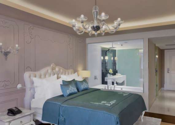 Cvk Park Bosphorus Superior City View Room