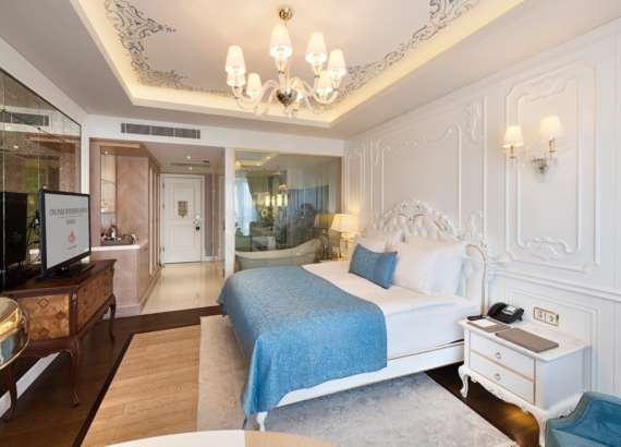 Cvk Park Bosphorus Superior Room