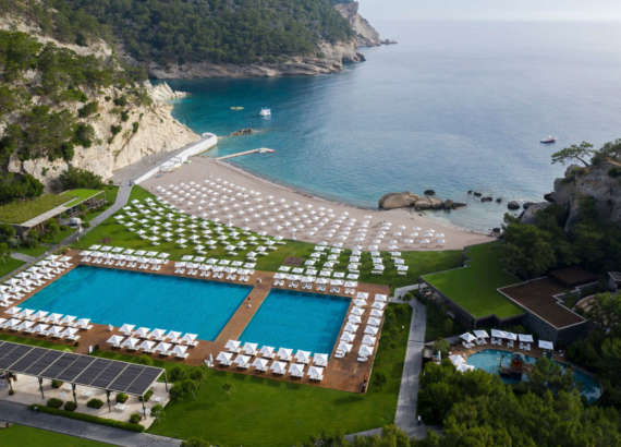 Maxx Royal Kemer Royal Residence Family Suite Sea View Vip Travellers