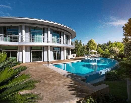 Twin Villa 1 Calista Luxury Resort