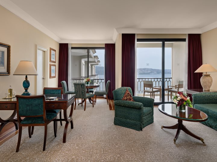 ciragan palace kempinski one bedroom suite