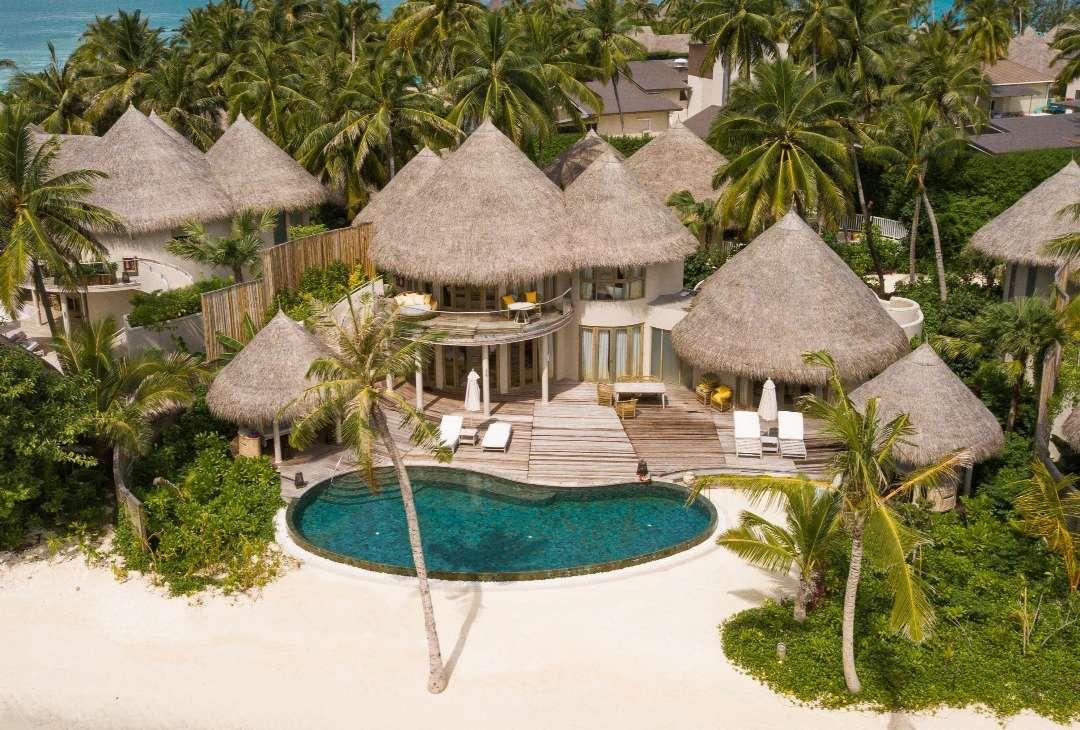 the nautilus maldives 2 bedroom beach residence