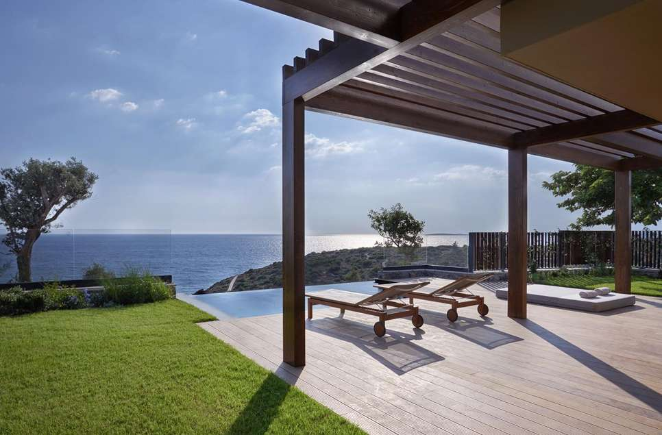 six senses kaplankaya turkey Ridge Terrace Room with Pool