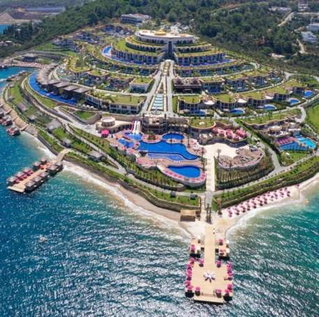 THE BODRUM BY PARAMOUNT HOTELS AND RESORTS