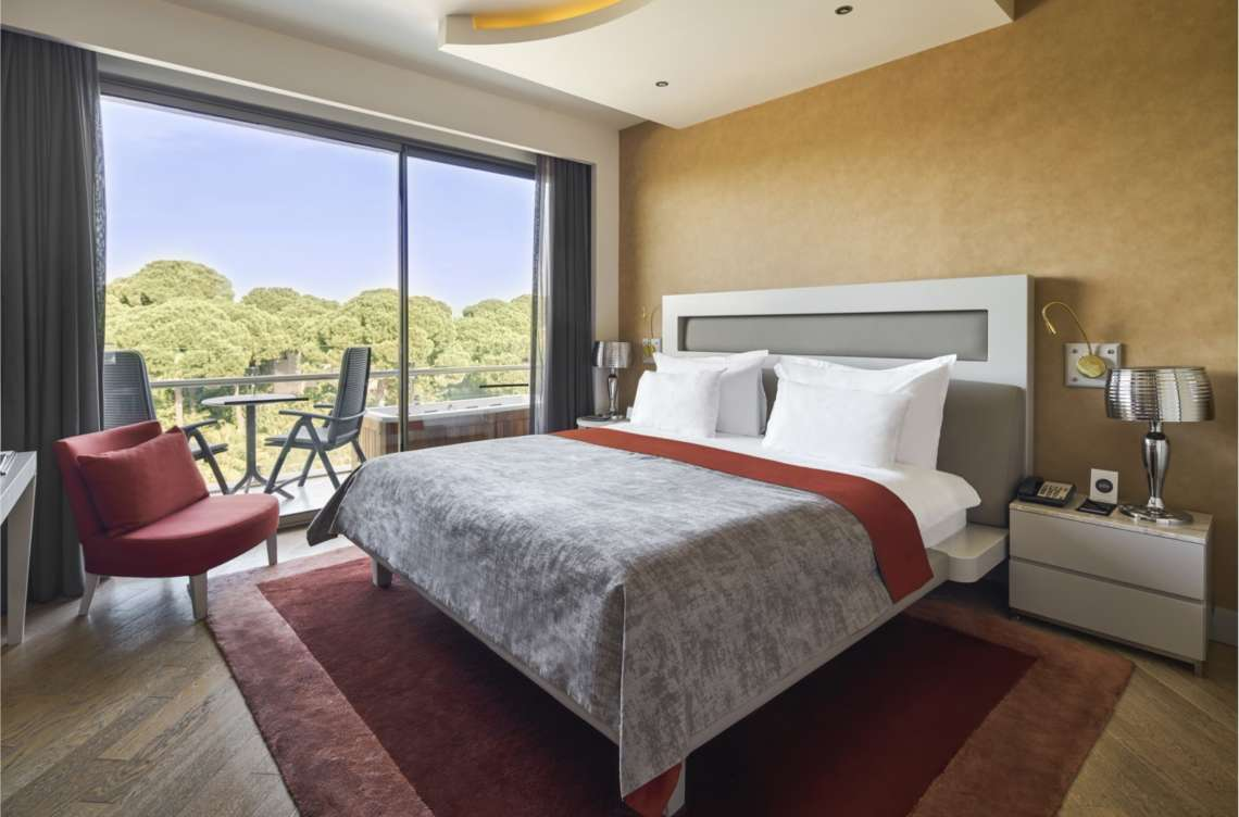 Maxx Royal Belek Terrace Family Suite