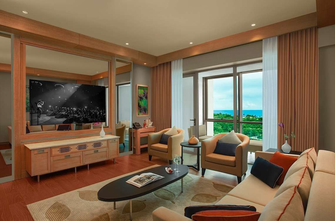 Regnum Luxury Suite